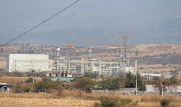 Guardia Nacional desaloja termoeléctrica la Huexca, en Morelos