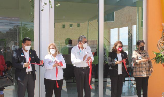 Inaugura Presidenta del SMDIF, Teresa de Jesús Meléndez nuevas instalaciones de la UBR de Tlacotepec de Benito Juárez