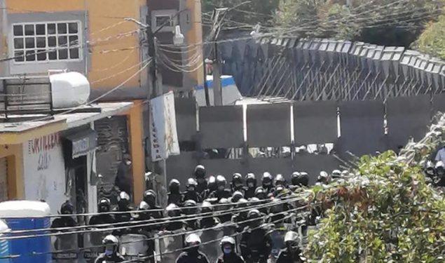 Gobierno federal viola 10 amparos en construcción del Proyecto Integral Morelos