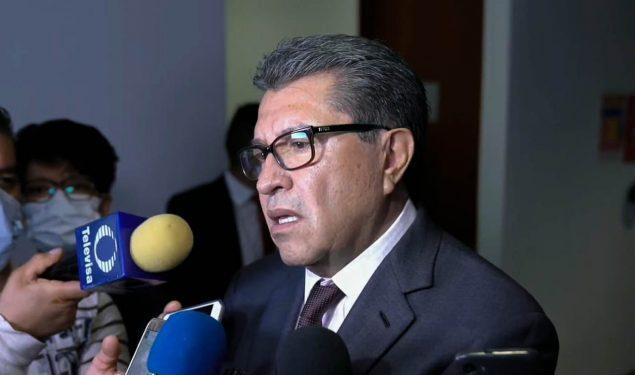 Insiste Monreal: urge resolver crisis institucional en Tamaulipas
