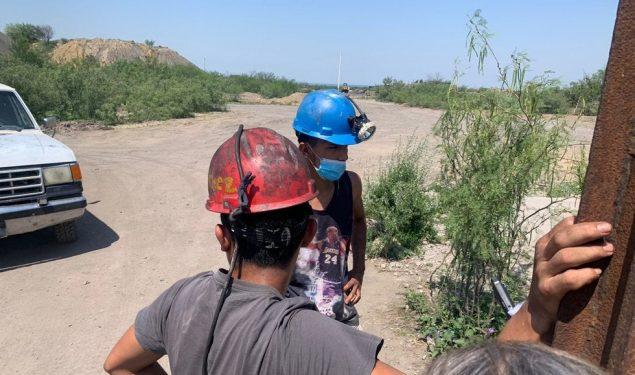 Minería y electricidad, responsabilidad del gobierno federal; y 7 muertos en mina