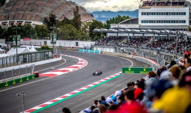 Calendario de F1 para 2022 contempla Gran Premio de México